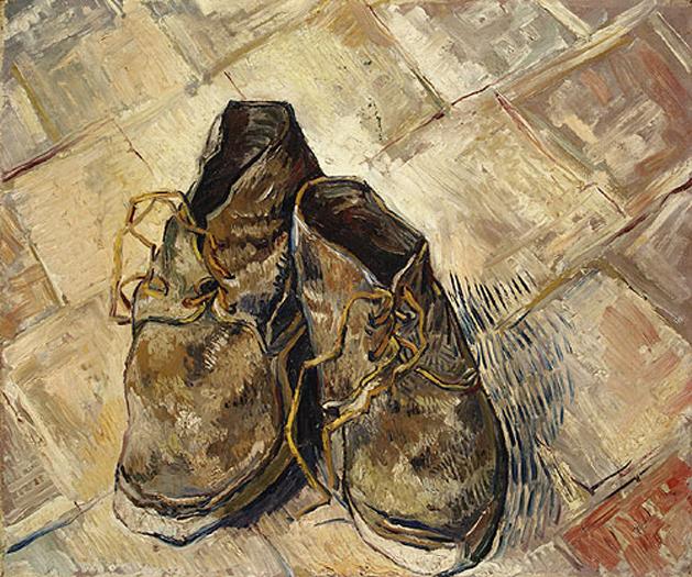 30. V. van Gogh 'Scarpe'